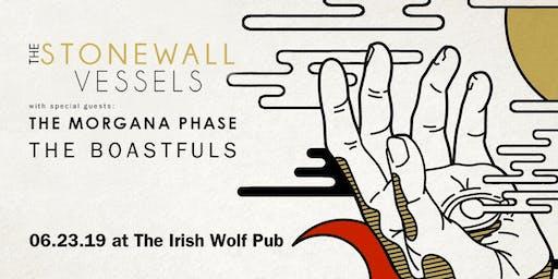 The Stonewall Vessels at The Irish Wolf Pub