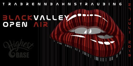Black Valley Open Air Straubing 2019 Tickets