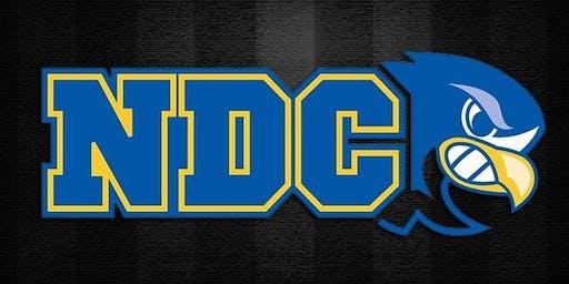 NDC Football Camp - Cleveland #2