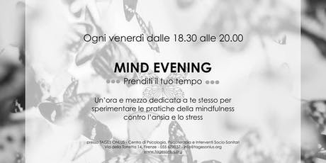 Mind Evening  tickets