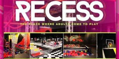 Recess - The Only Place Where Orlando Adults Come To Play