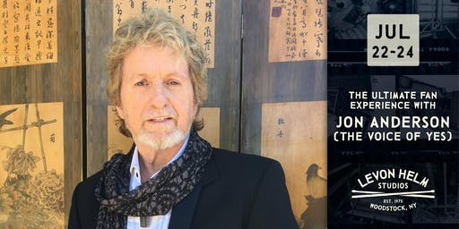 The Ultimate Fan Experience with Jon Anderson (The Voice of YES)