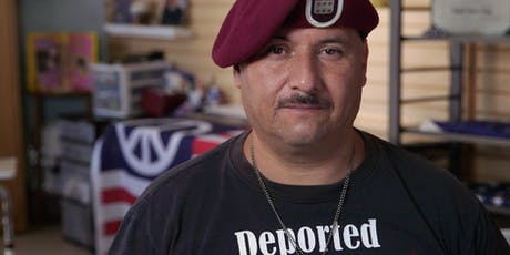 Film & Discussion: Exiled, America's Deported Veterans tickets