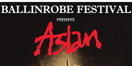 Aslan - Live at Ballinrobe Festival tickets
