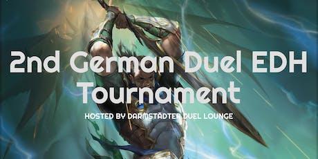 2nd German Duel EDH Tournament Tickets