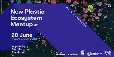 New Plastic Ecosystem Meetup tickets