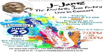 Fundraising Jazz Event