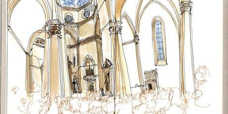Workshop de desenho em diário gráfico @ Festival Artes à Vila 2019 bilhetes