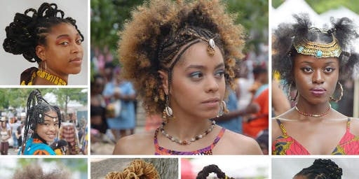 What Naturals Love Hair Show