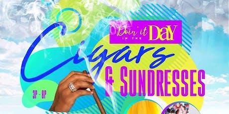 Cigars & Sundresses @ Sandaga 813 tickets