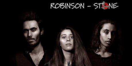 Robinson-Stone Live tickets