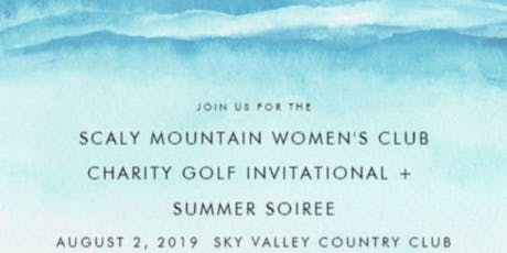 SMWC Charity Golf Invitational + Summer Soiree - Dinner, Dancing + Auction tickets