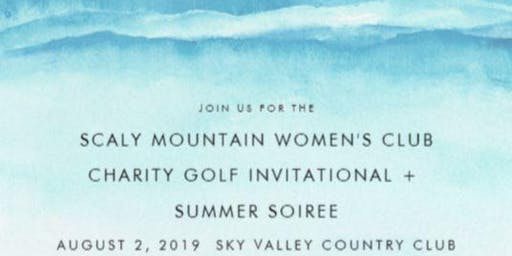 SMWC Charity Golf Invitational + Summer Soiree - Dinner, Dancing + Auction