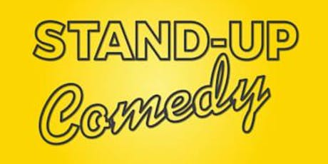 Free Comedy Tickets! FREE PIZZA! Top Stand Up Comedy Show! tickets
