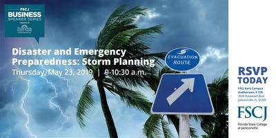 Disaster and Emergency Preparedness: Storm Planning