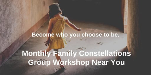 Resolve Stress, Anxiety & Unwanted Patterns: Family Constellations Workshop