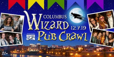 Wizard Pub Crawl (Columbus, GA)