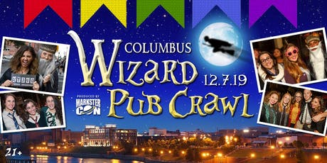 Wizard Pub Crawl (Columbus, GA) tickets