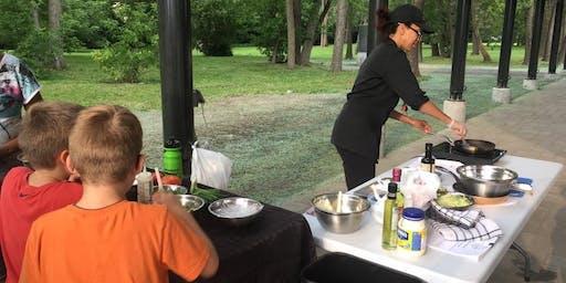Atelier culinaire participatif parents-enfants