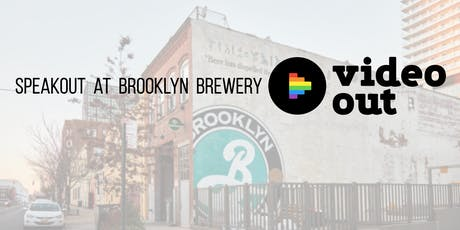 SpeakOut at Brooklyn Brewery tickets