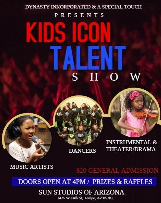 Kids Icon Talent Show