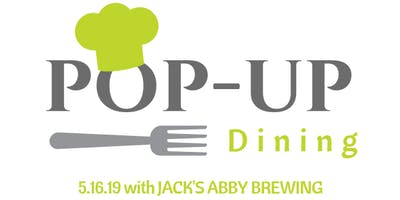 May Pop- Up Dining