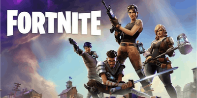 Fortnite Party at the Microsoft Store!