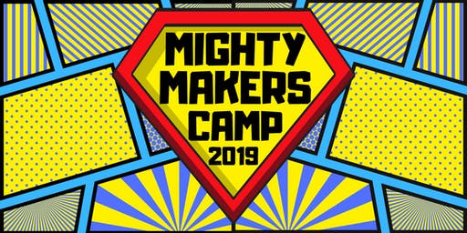 Mighty Makers Camp: AM