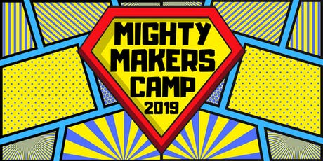 Mighty Makers Camp: PM tickets