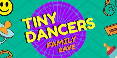 TINY DANCERS FAMILY RAVE - BRIGHTON - CLUB CLASSICS DJ SET BY JOY ALARM tickets