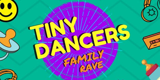 TINY DANCERS FAMILY RAVE - BRIGHTON - CLUB CLASSICS DJ SET BY JOY ALARM