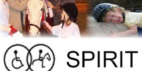 Quantico Single Marine Program (SMP) Volunteer: SPIRIT Equestrian tickets