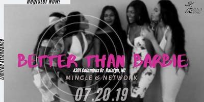 Better than Barbie: Mingle & Network Social