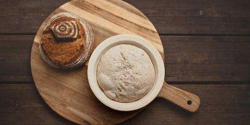 Cursus brood bakken met desem