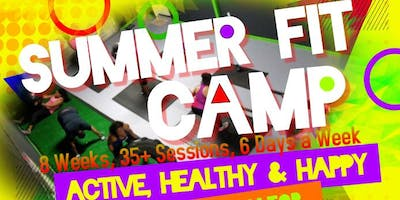 Adult Summer Fit Academy
