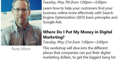 Where do I put my money in Digital Marketing?