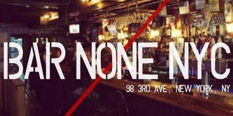"Bar None ""All That Glitters"" New Year's Eve 2020 [East Village] tickets"