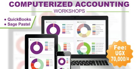 COMPUTERIZED ACCOUNTING WORKSHOP - 70,000/= tickets