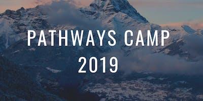 Pathways Camp - Illustrating Dragon
