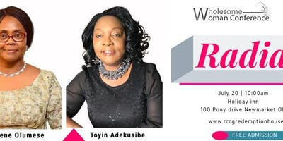 Wholesome Woman Conference 2019