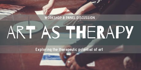 Antiuniversity: Art as Therapy - Workshop & Panel Discussion tickets