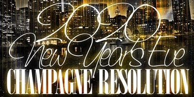 "2nd Annual Central Wharf ""Champagne Resolution"" New Year's Eve 2020"