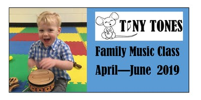 Saturday 11am Tiny Tones Spring Semester