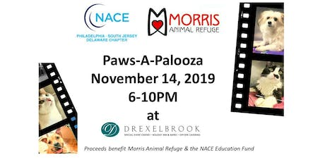 November 2019- NACE - Paws-A-Palooza Fundraiser tickets