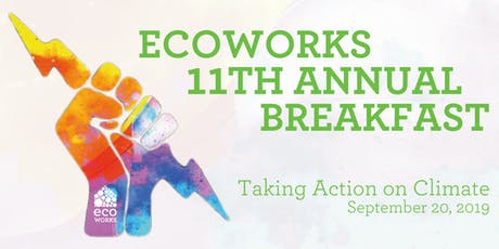 EcoWorks 11th Annual Breakfast tickets