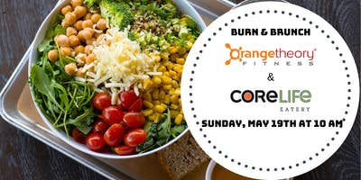 Burn and Brunch with OrangeTheory Fitness