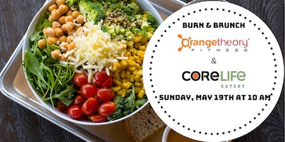 Burn and Brunch with OrangeTheory Fitness Clay