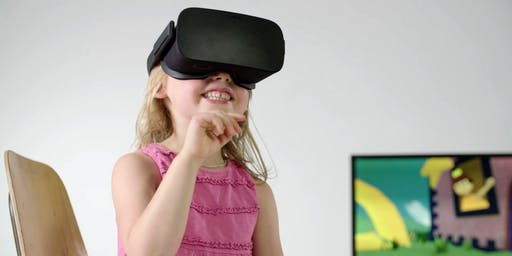 Build-n-Explore Virtual Reality - Summer Camp for Kids Grade 3 to 5 - Palo Alto