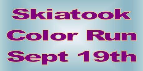 Skiatook Super Hero Color Run - 5K, or 1 Mile tickets