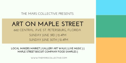 Art on Maple Street